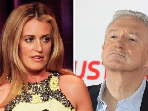 Louis Walsh fuels feud with Cat Deeley after she said X Factor is boring and should be taken off air
