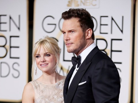 Chris Pratt and Anna Faris 'amicably' file for divorce after splitting in July