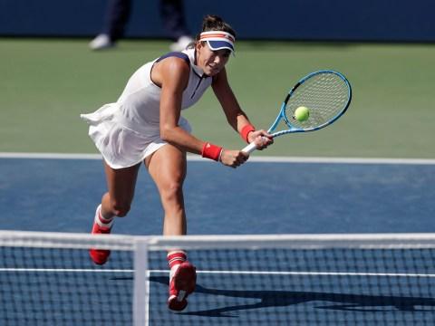 Garbine Muguruza sets up fascinating Petra Kvitova US Open clash as Simona Halep & Venus Williams miss out on No. 1 spot