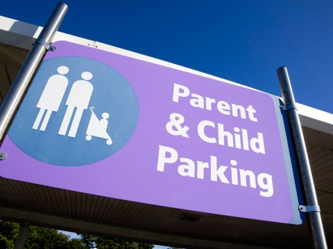 You could soon be fined £25 if you use parent-and-child spaces without kids