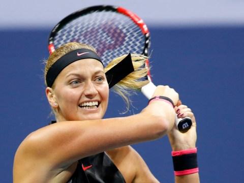 Petra Kvitova stuns Garbine Muguruza to set up Venus Williams quarter-final