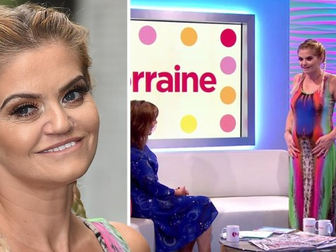 Danniella Westbrook hints she may be expecting twins as she reveals she's clean