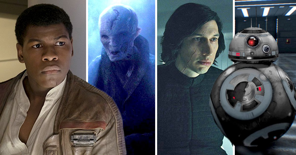 What do the new Force Friday releases tell us about The Last Jedi?