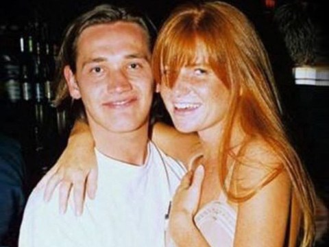 Ex-EastEnders star Patsy Palmer takes it all the way back to the 90s with Ricky and Bianca photo