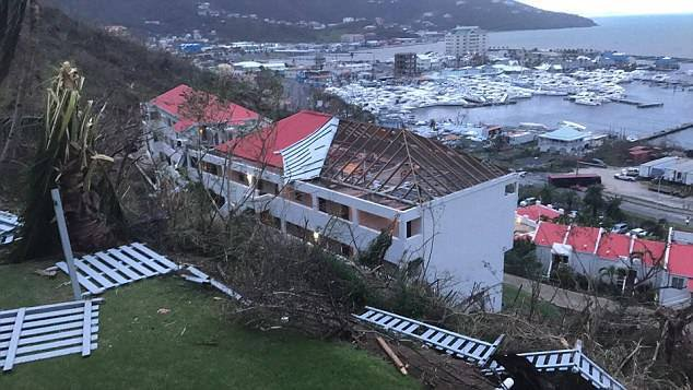 UK territory declares state of emergency after Hurricane Irma leaves death and destruction