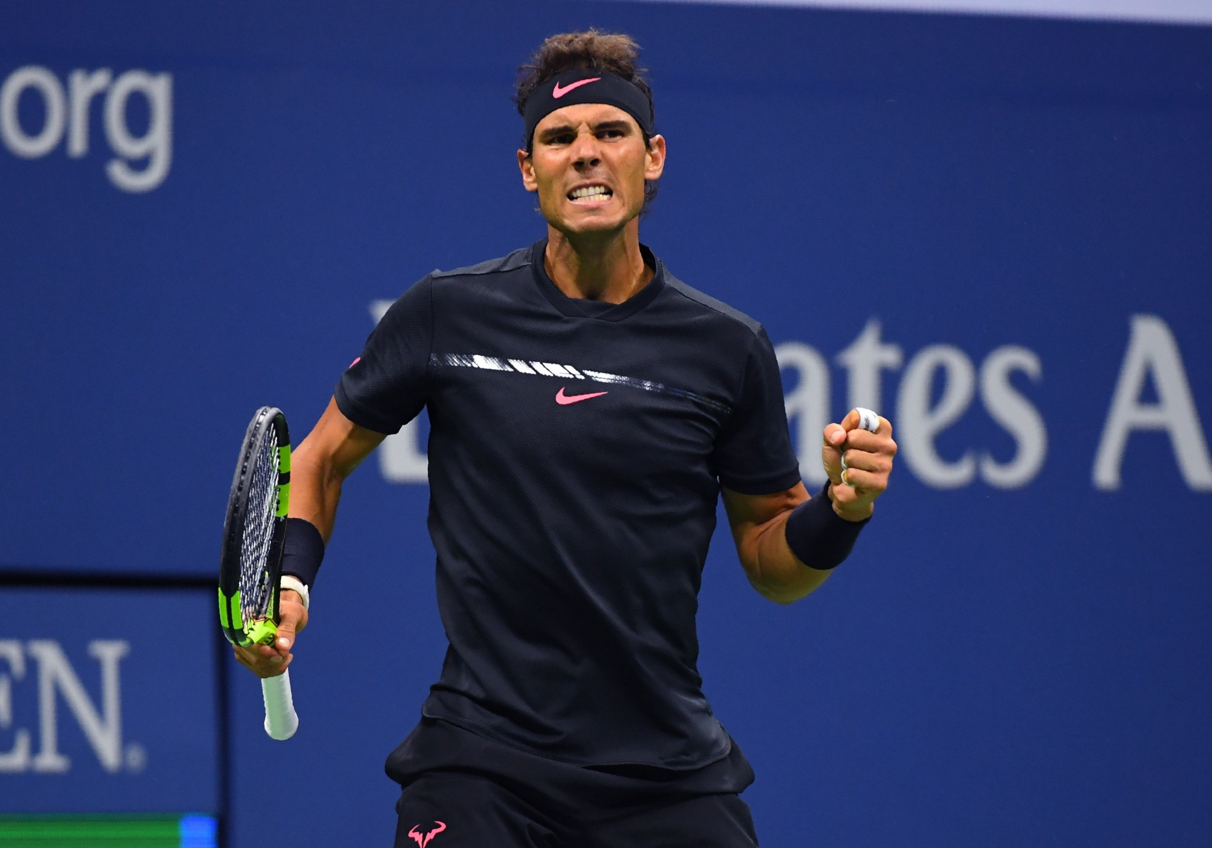 Relentless Rafael Nadal to challenge for Grand Slam No. 16 against Kevin Anderson after crushing Juan Martin del Potro at the US Open