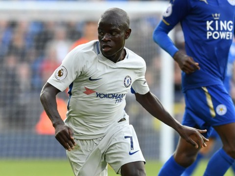 N'Golo Kante responds to Leicester City fans who booed him before his Chelsea goal