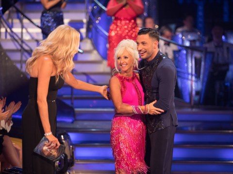 Fans think Strictly Come Dancing's Giovanni Pernice 'faked' his reaction to being paired with Debbie McGee