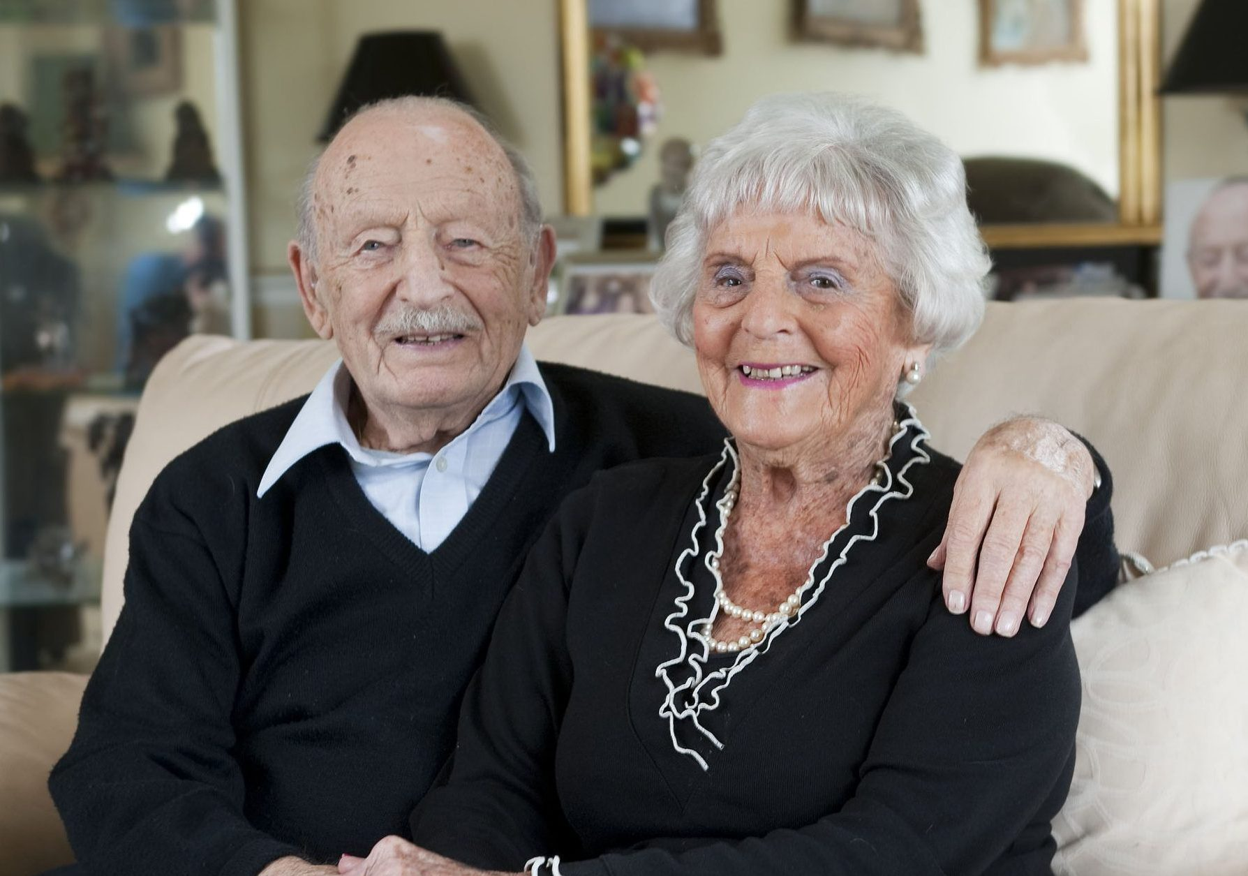 'Britain's longest married couple' have first row over Brexit