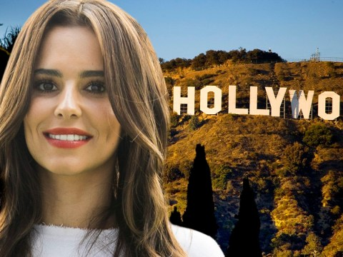 Cheryl sets her sights on acting career as she seeks 'top Hollywood agent'