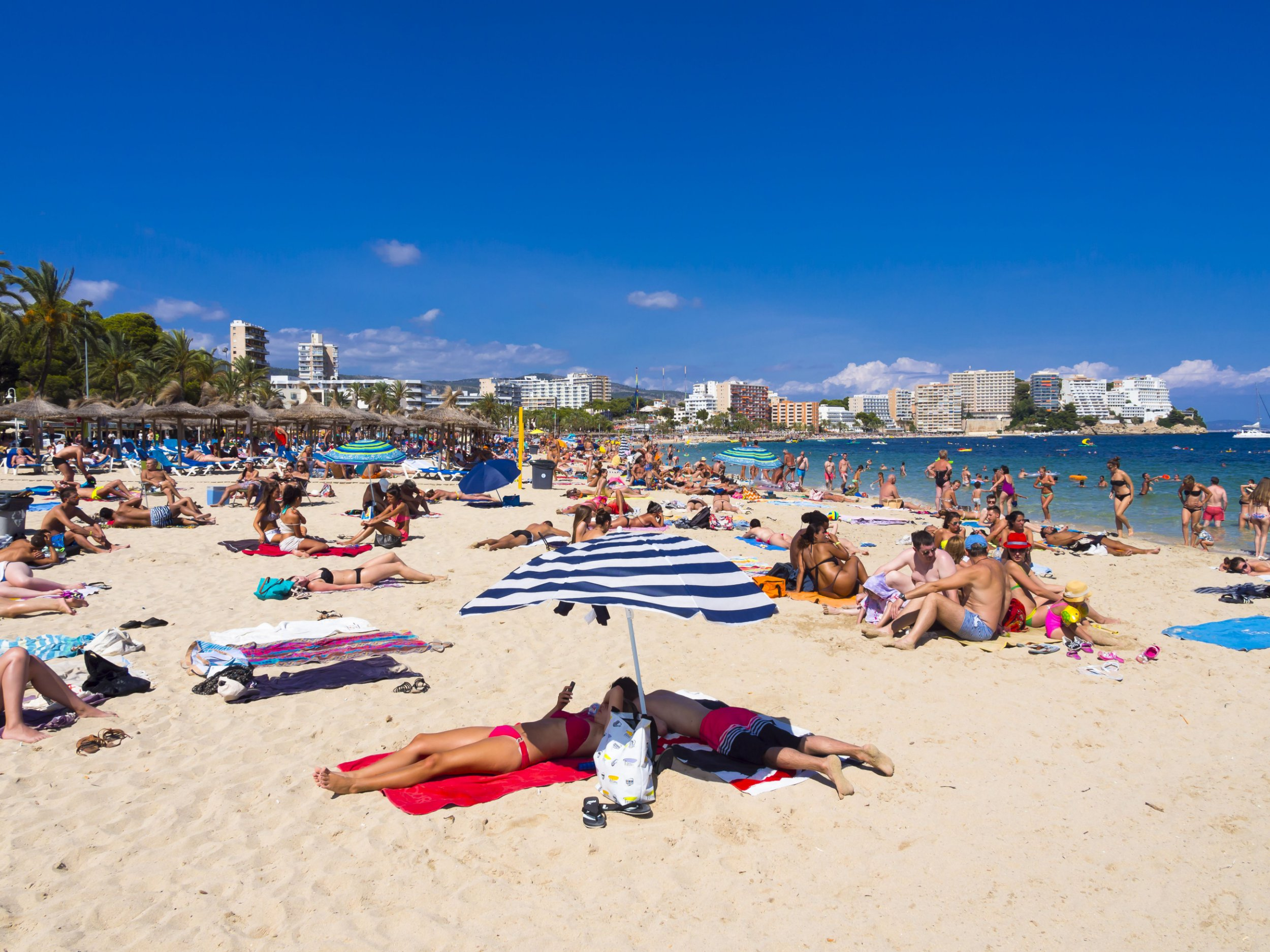 Three women including British tourist raped in one day in Majorca