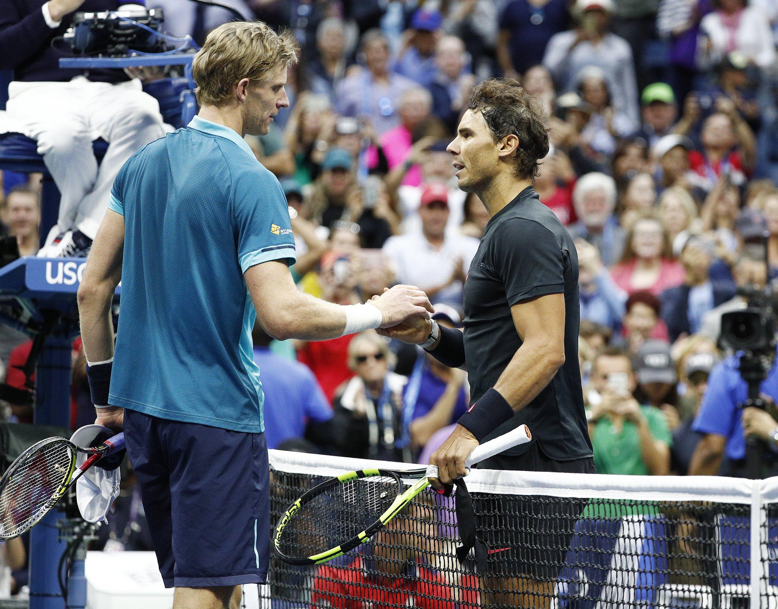 US Open finalist Kevin Anderson previews 2018 as Novak Djokovic & Andy Murray return to battle Rafael Nadal & Roger Federer