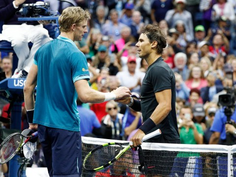 US Open finalist Kevin Anderson previews 2018 as Novak Djokovic & Andy Murray return to battle Rafael Nadal & Roger Federer
