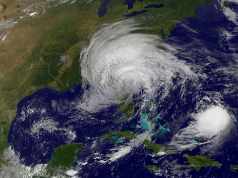 Hurricane Jose's unpredictable path could see it twist towards US