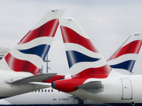 BA denies couple had to be tied to seats after drunken fight on plane