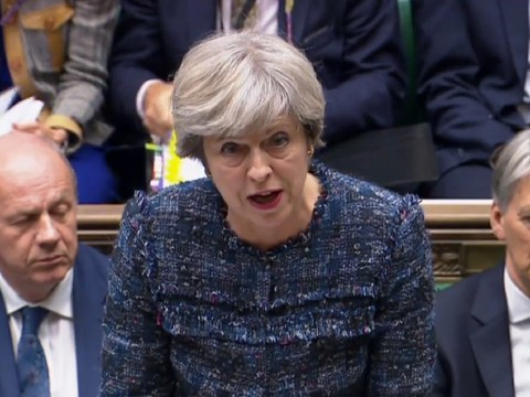 Theresa May pledges further £25 million for Hurricane Irma relief effort
