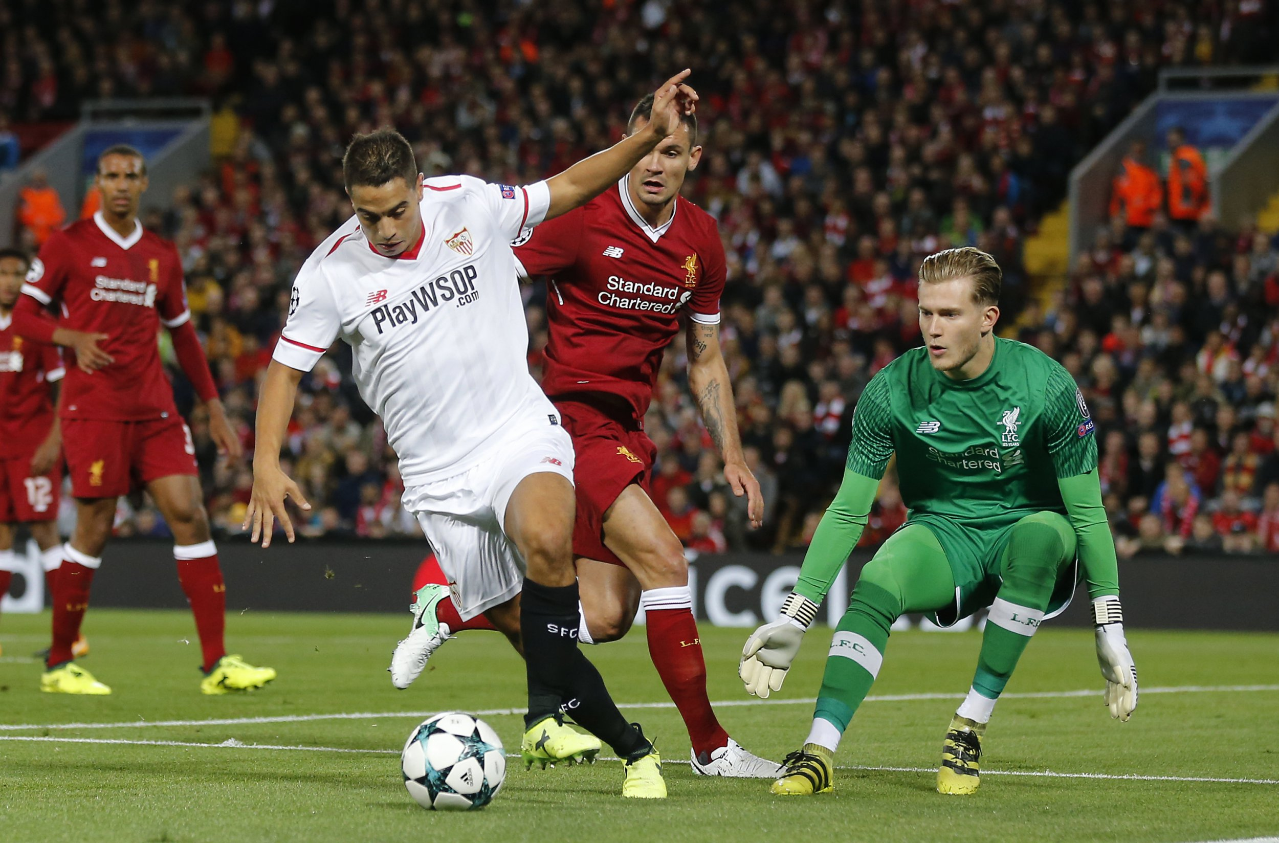 Frank Lampard says Dejan Lovren isn't the only player to blame in Liverpool's draw with Sevilla