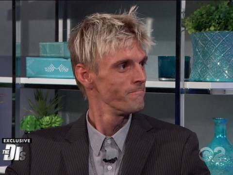Police rush to Aaron Carter's house after concerned neighbours worry he suffered relapse