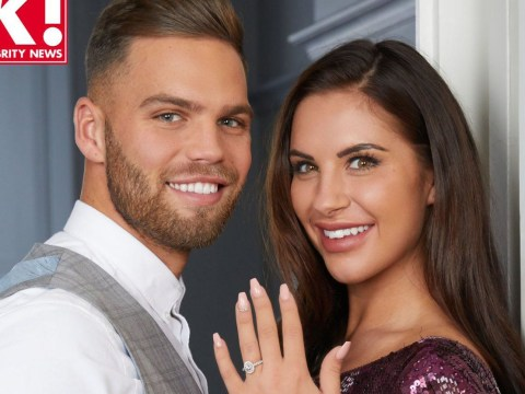 Love Island's Jess Shears and Dom Lever engaged after three months of dating