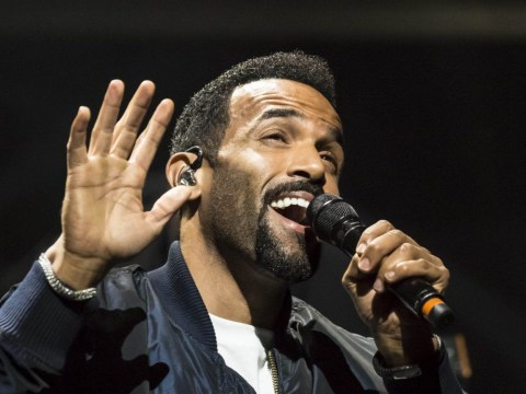 Craig David is confused as to why he needs to say 'I'm heterosexual' because it's 'all nonsense'