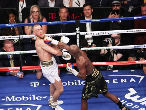 Floyd Mayweather admits he 'carried' Conor McGregor to the tenth round