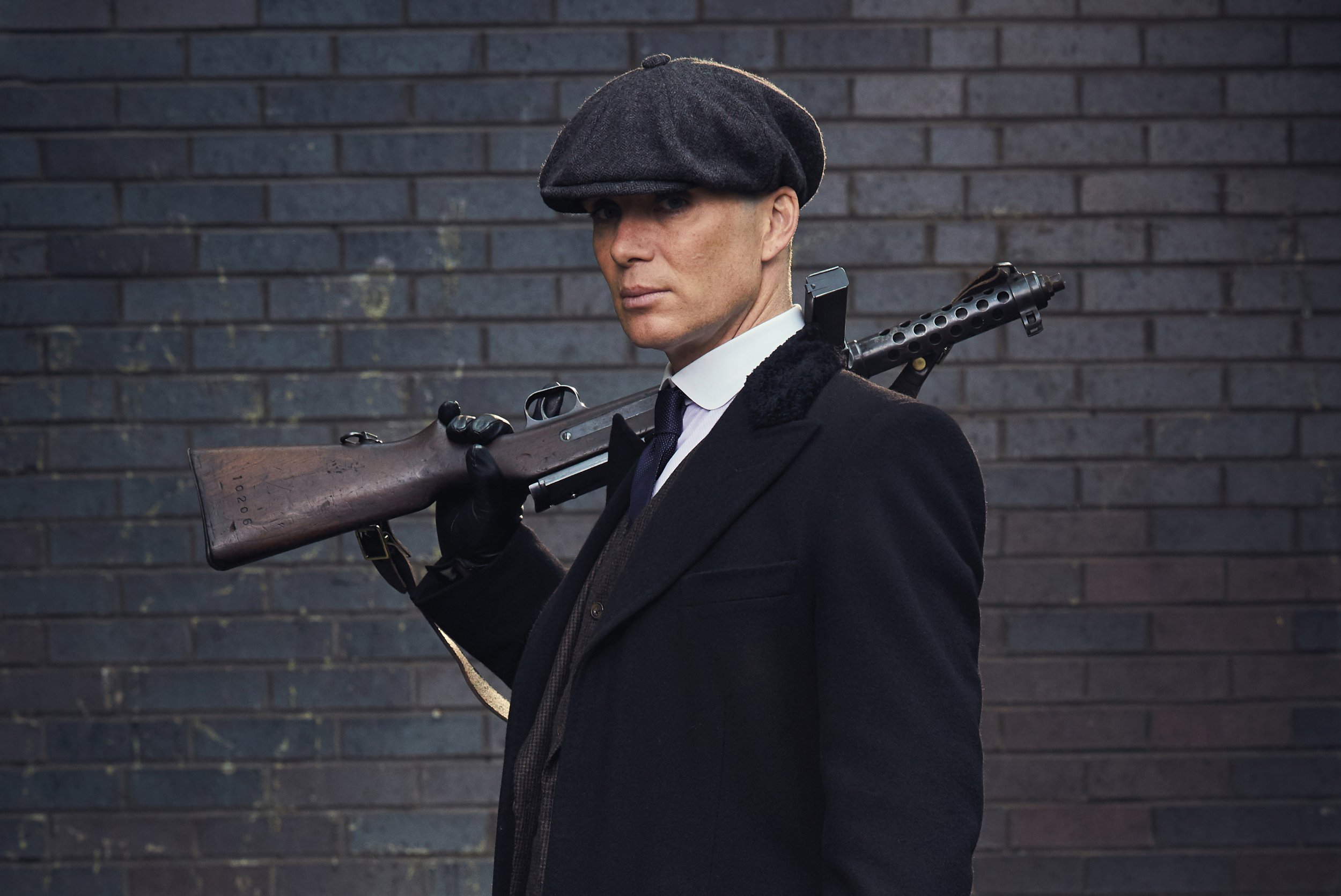 Cillian Murphy says he's 'curious' about a possible Peaky Blinders movie