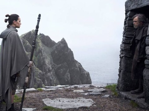 Is there a Star Wars The Last Jedi end credits scene?