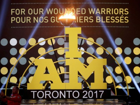 What does Invictus mean and who competes in the Invictus Games?