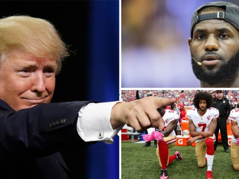 Donald Trump accused of racism after rants about black athletes