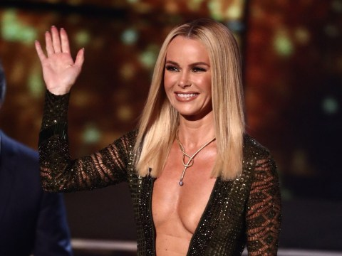 And the award for the most Ofcom complaints of 2017 goes to Amanda Holden's Britain's Got Talent dress