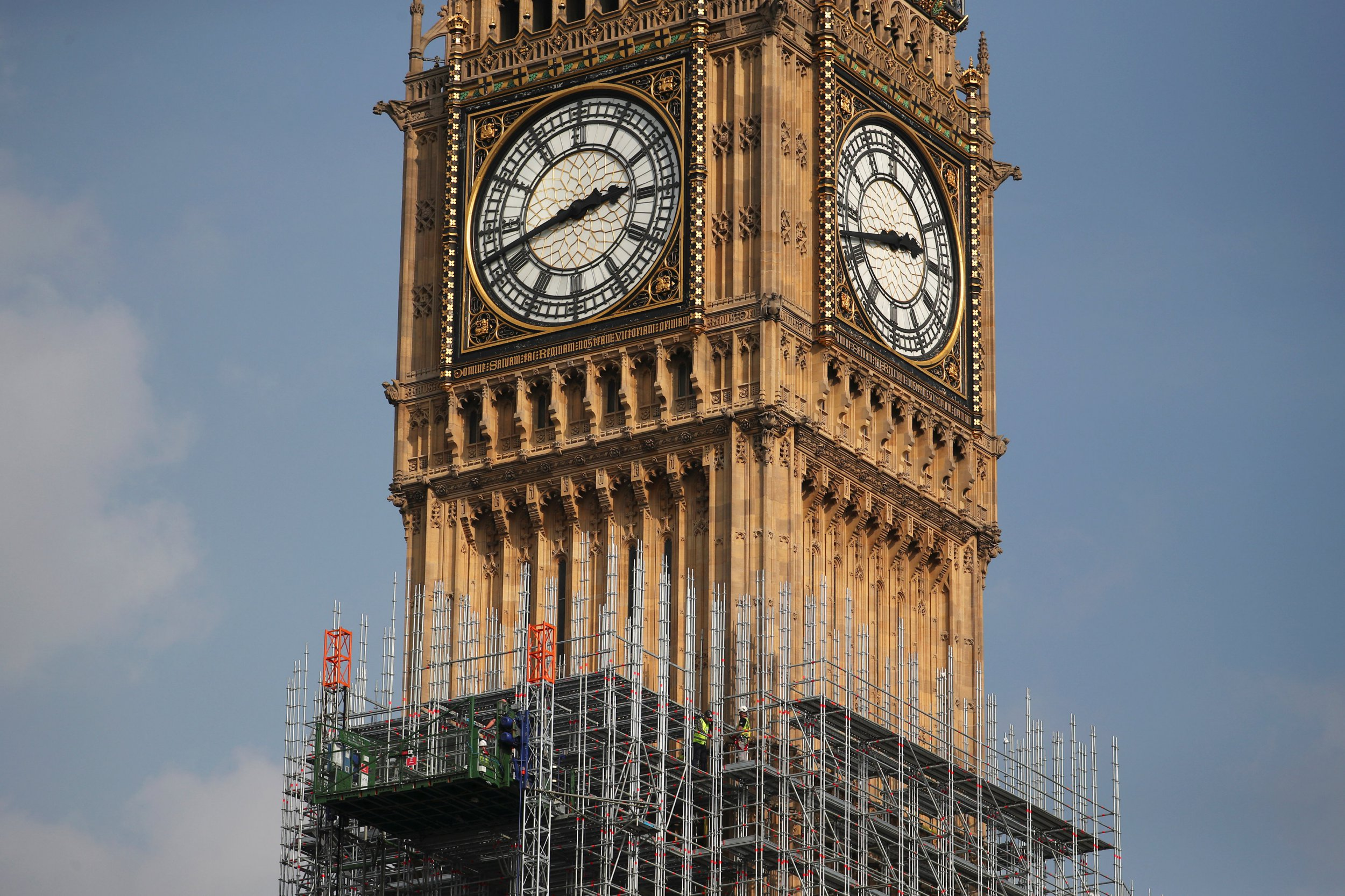 Cost to repair Big Ben tower doubles to £61,000,000