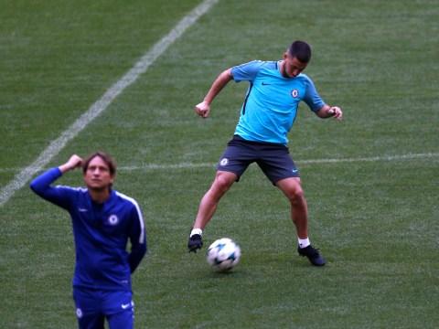 Antonio Conte will rest Eden Hazard in Atletico Madrid v Chelsea, predicts Charlie Nicholas
