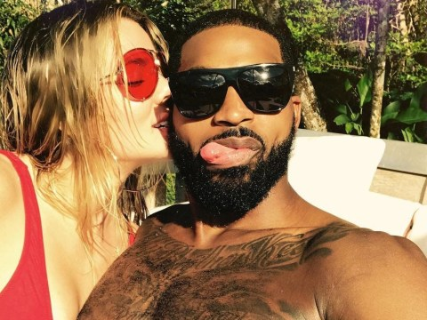 Khloe Kardashian reveals 'uncomfortable' first kiss with Tristan Thompson