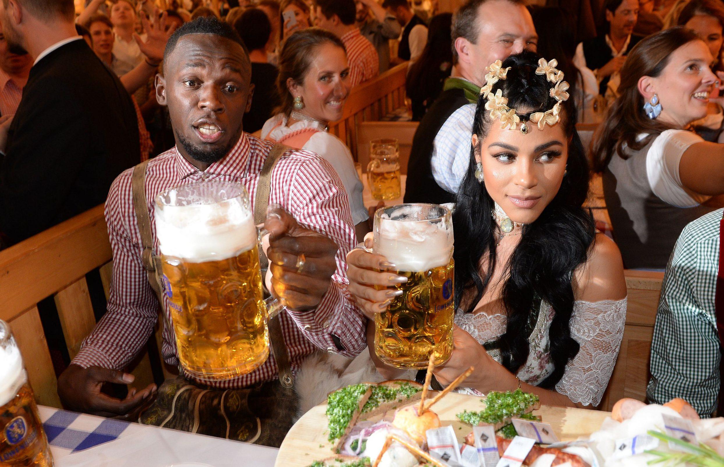 Bolt dating Rihanna