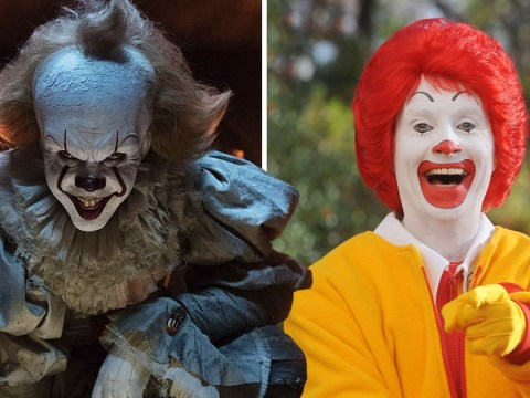 Burger King Russia want It banned because 'Pennywise looks like Ronald McDonald'