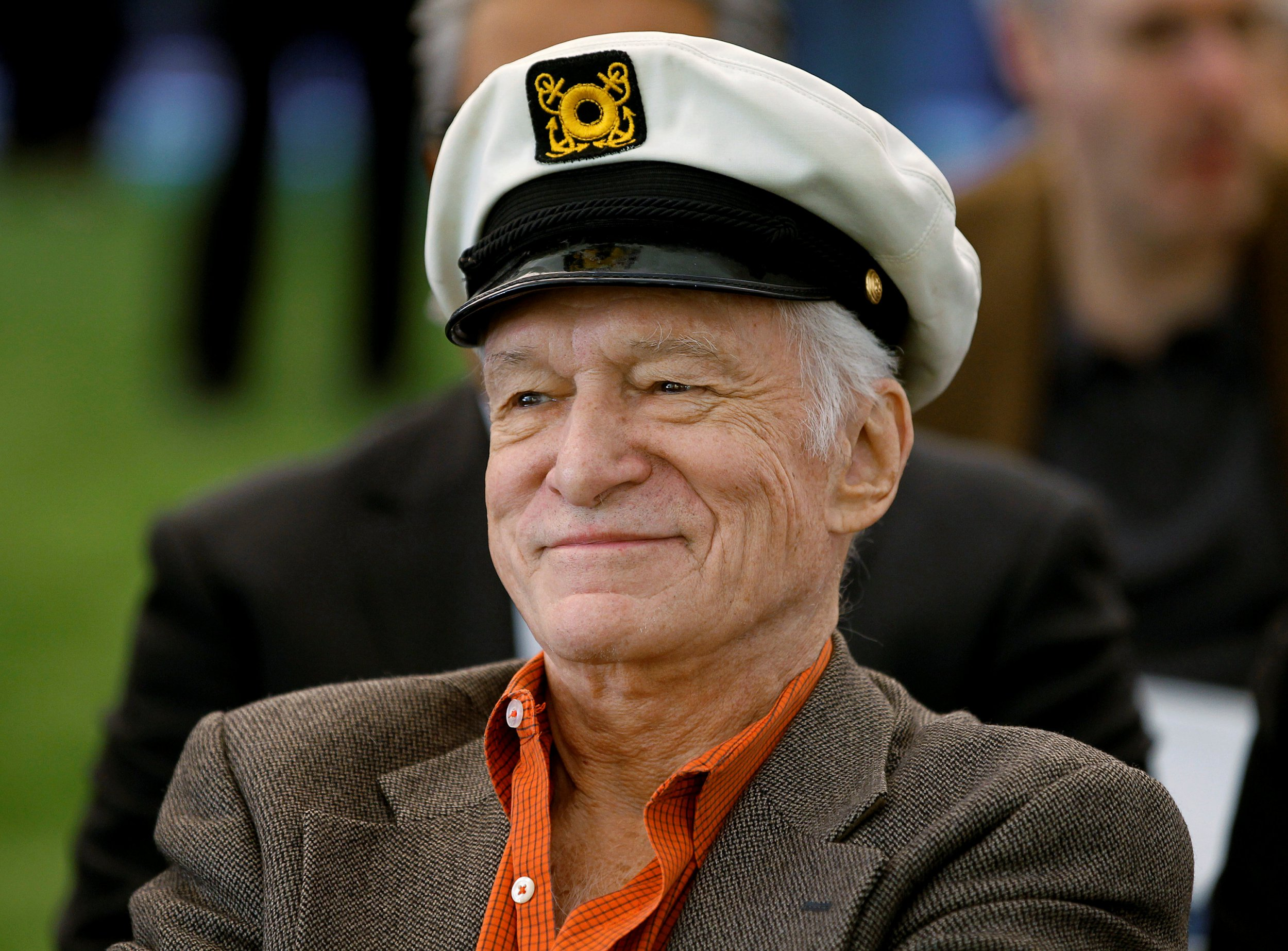 Death certificate reveals Playboy founder Hugh Hefner 'died of heart failure and septicemia'