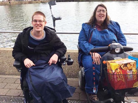 Disabled woman called 'fat s**g' for taking too long in McDonald's toilet