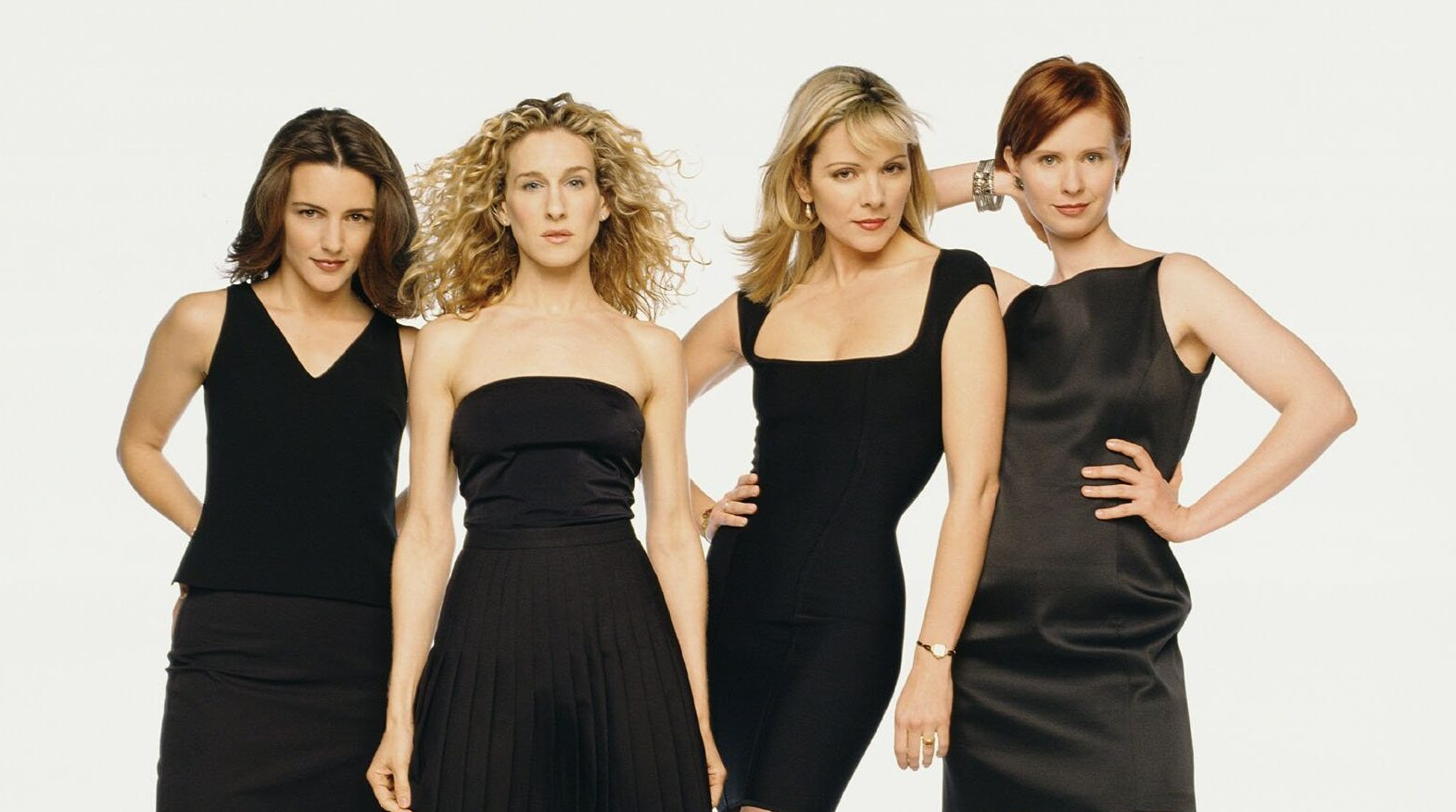Speaking, characters on sex and the city