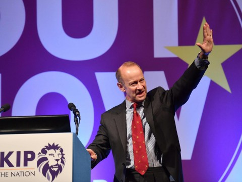 Henry Bolton elected as the new leader of Ukip