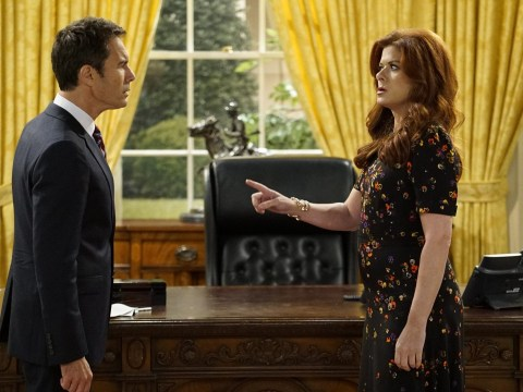 Will And Grace debut episode causes controversy by taking aim at President Trump
