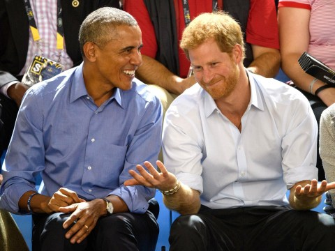 Prince Harry and Barack Obama's bromance is blossoming beautifully