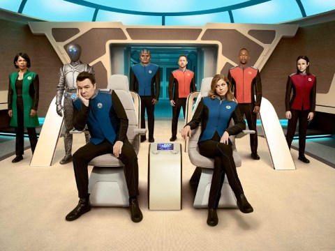 Everything you need to know about The Orville, Seth McFarlane's Star Trek-style comedy
