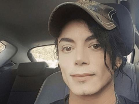 The King of Pop isn't dead after all – he's been driving around America