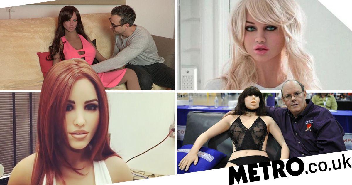 Having Sex With Sex Robot