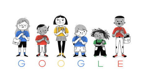 What is the British sign language alphabet? Learn it with Google's video