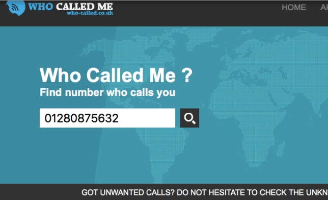 Who called me? How to check and block unwanted and scam