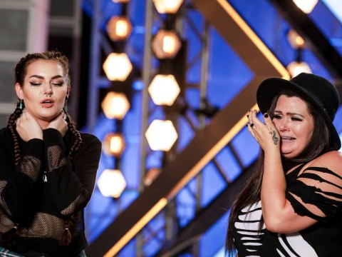 The X Factor 2017: Daughter cries as judges suggest she ditches her mum and goes solo