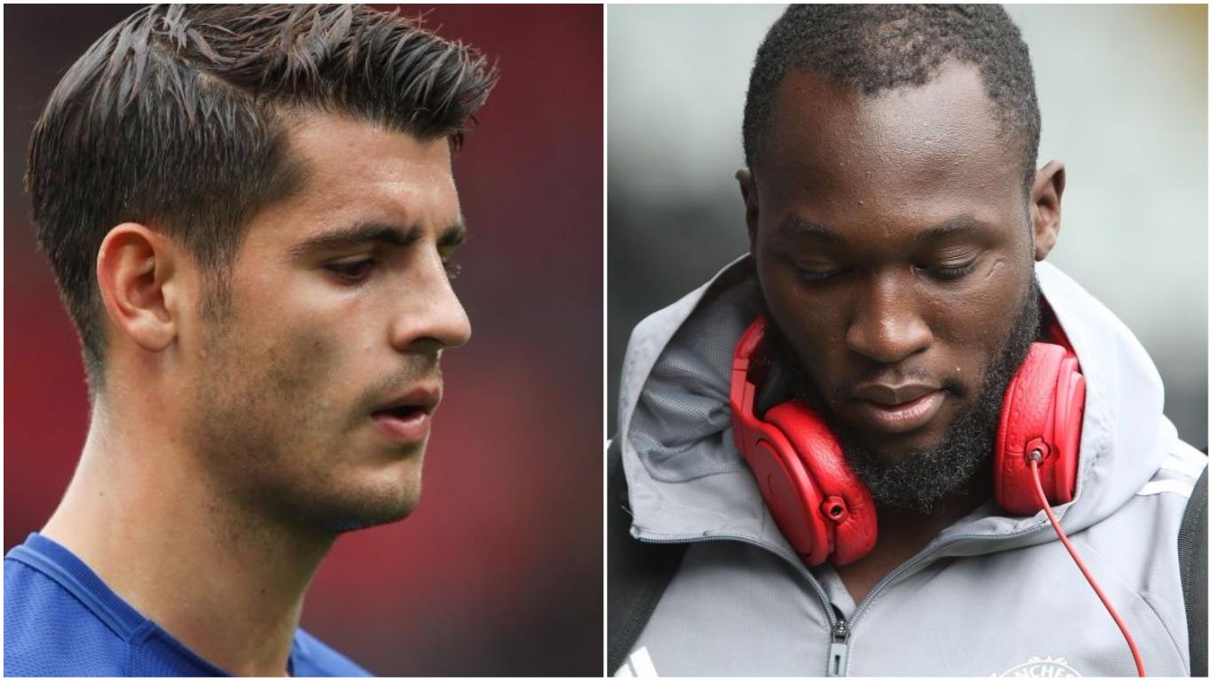 Sergio Aguero in a different league to Romelu Lukaku, Alvaro Morata and Harry Kane, says Thierry Henry and Martin Keown