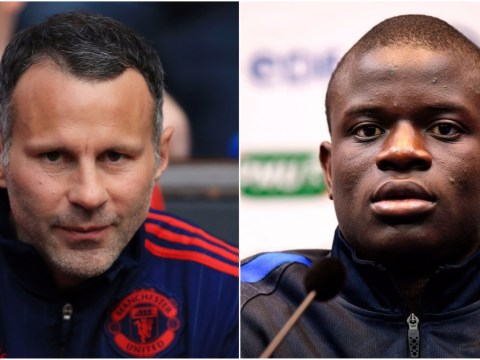 Roy Keane was better than Chelsea midfielder N'Golo Kante, says Manchester United legend Ryan Giggs