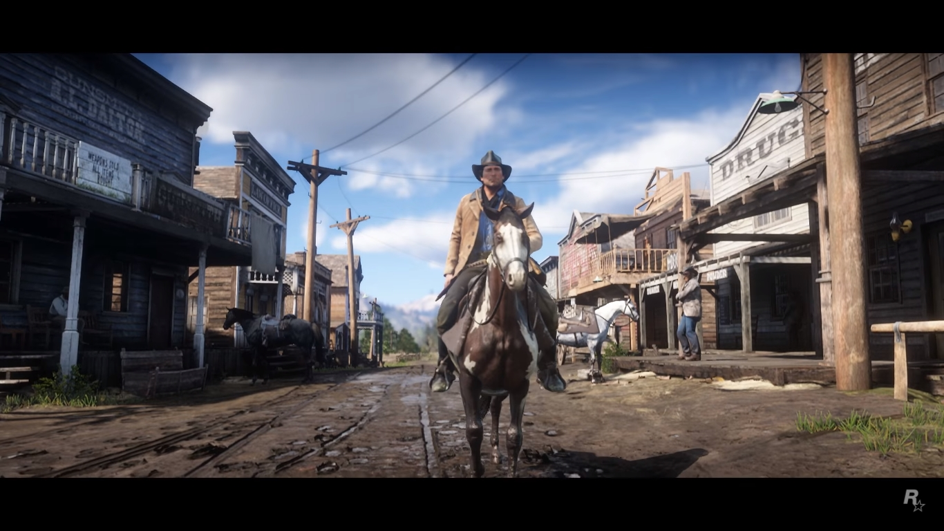 Red Dead Redemption II - 2018's most anticipated game?